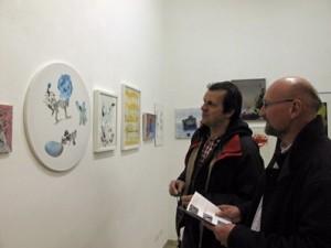 Anna Staffel - Galerie Kuhn & Partner - Ausstellung Kunstauktion -