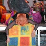 "Anna Staffel - Performance - Installation ""fantastic"" UDK Berlin Foto: Jens Keiner"