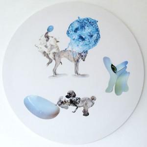 Anna Staffel - The game - blue -