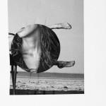 """""""Was geschah mit der Tänzerin? II"""" aus der Installation """"Tatorte und Wundversorgungen"""" 2014"""