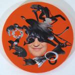 """""""Wim Wenders"""" aus der Serie Helden Anatomie 2014"""